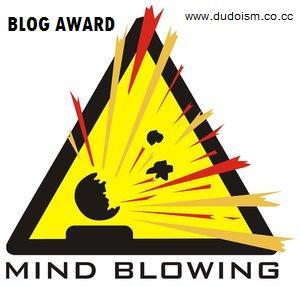 Mind Blowing Blog Award