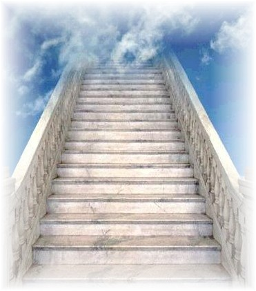Staircase to Success