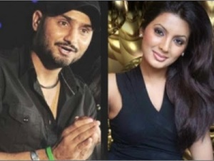 Harbhajan Singh (Super-Hit Bowler) & Geeta Basra (Super-Flop Actress)
