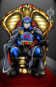 The Cobra Commander