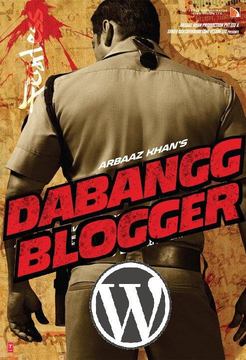 Dabangg Blogger (WordPress)