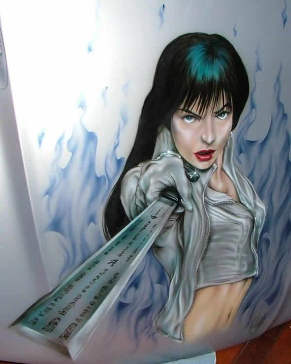 Ultraviolet Art