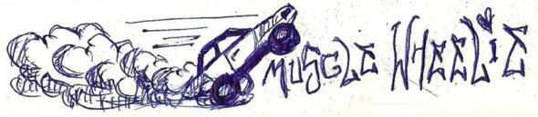 Muscle Wheelie (Scanned)