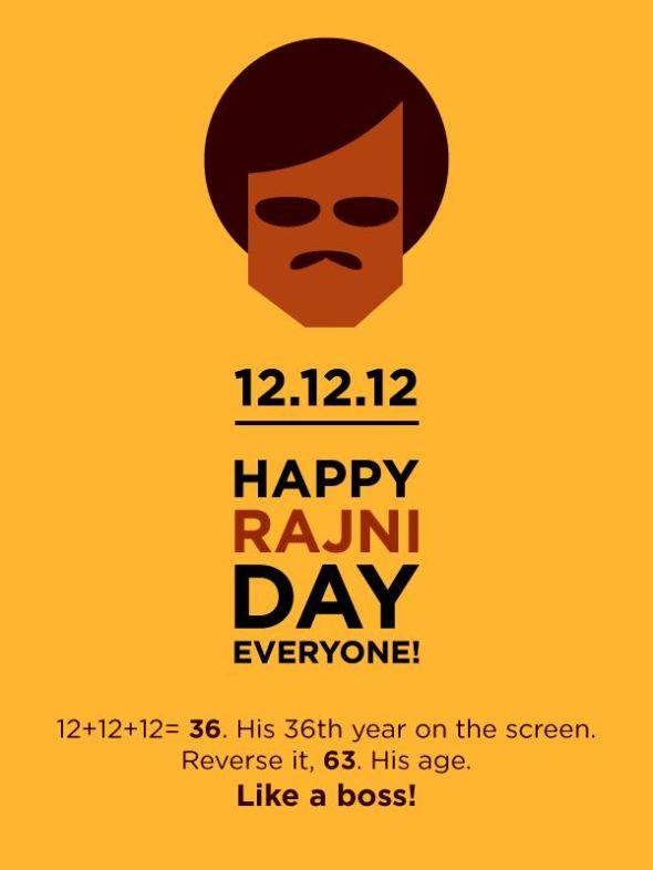 Rajni Anna Day